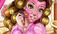 Prawdziwy makijaż Belli