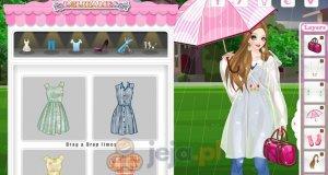 Deszczowa moda