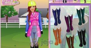 Projektowanie - Jeździecki ubiór
