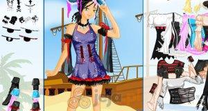 Dziewczyna - pirat