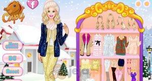 Barbie i zimowe trendy
