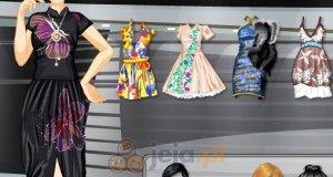 Orientalny strój