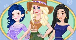 Księżniczki Disneya na zakupach 3