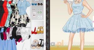 Rozłożyste sukienki
