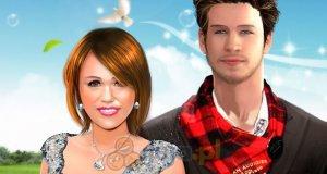 Miley i jej chłopak