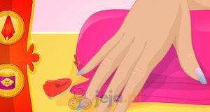 Tajemniczy manicure