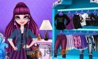 Moda z Raven Queen