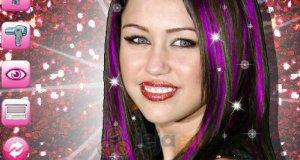 Makijaż dla Miley Cyrus