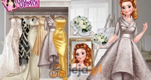 Podwójne wesele w stylu vintage