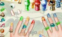 Wschodni manicure