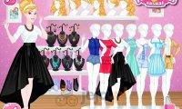 Księżniczki na zakupach