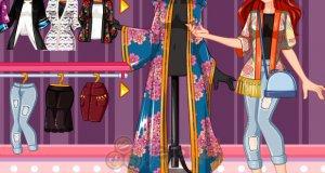 Projektowanie nowoczesnego kimona
