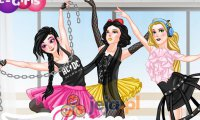 Rockowe baleriny