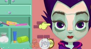 Sekretny makijaż Czarownicy