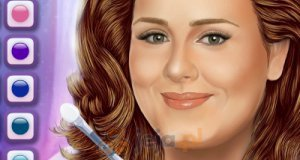 Makijaż dla Adele