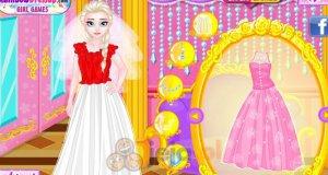 Elsa wychodzi za mąż