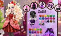 Kreator postaci: Ever After High