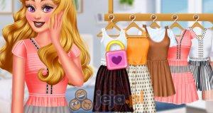 Księżniczki projektują torby