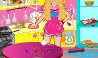 Hannah Montana sprząta