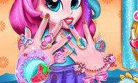 Paznokcie Pinkie Pie