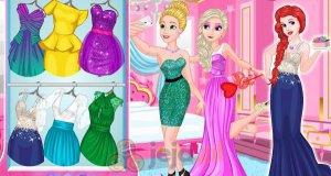 Księżniczki Disneya i przygotowania do ślubu