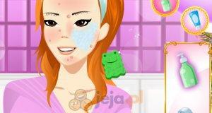 Noworoczny makijaż