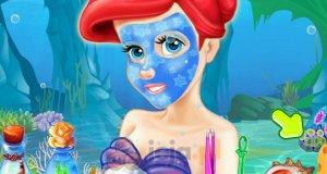 Arielka i podwodna imprezka