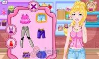 Barbie i naszyjnik MLP