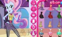 MLP Equestria Girls - Violet Blurr
