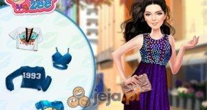 Kendall Jenner i test kolorów