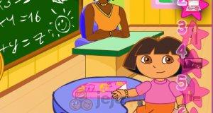 Dora: Makijaż na lekcji