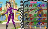 Catwoman z DC Super Hero Girls