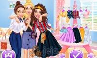 Barbie i przyjaciółki w Paryżu
