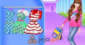 Barbie i moda z koledżu