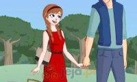Walentynkowa randka Anny