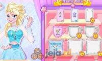 Elsa i sklep DIY