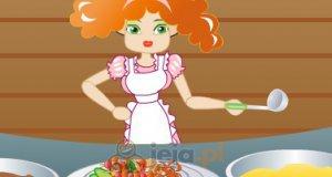 Gotująca mama
