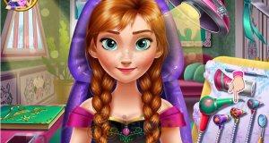 Księżniczka Anna u dentysty