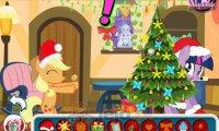 My Little Pony i świąteczna wpadka