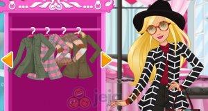 Barbie i zakupy przez internet