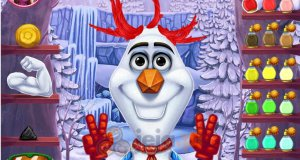 Olaf i wielka metamorfoza