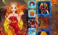 Elsa - Królowa Ognia