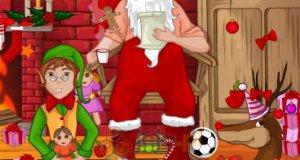 Warsztat Świętego Mikołaja