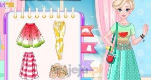 Barbie i letni t-shirt