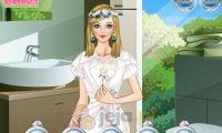 Białe suknie balowe