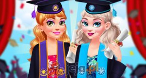 Księżniczki kończą szkołę
