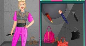 Styl Miley Cyrus