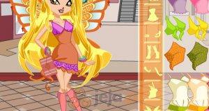 Chibi Winx Stella