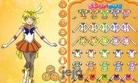Cure Peace ze Smile Pretty Cure
