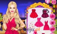 Barbie na randce walentynkowej
